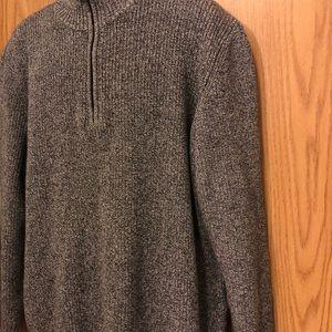 Calvin Klein Sweaters - Calvin Klein sweater men's 1/3rd zip size XXL nwot